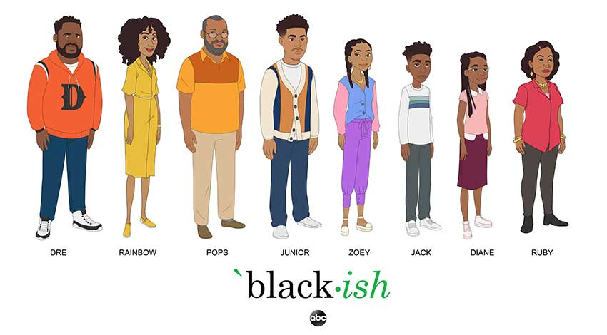 Blackish animated show