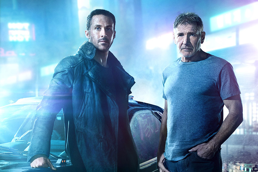 Blade Runner 2049 Harrison Ford Ryan Gosling 850