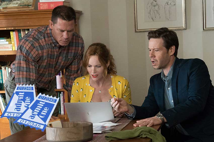 Blockers LA Screening Movie Ticket giveaway
