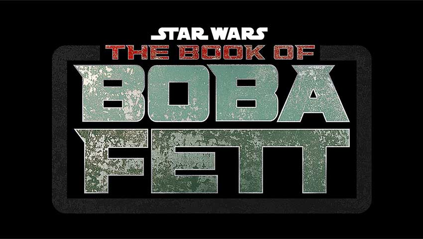 Book of Bobba Fett Disney Logo