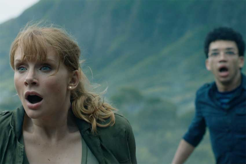 Bryce Howard Jurassic World 2 Fallen Kingdom
