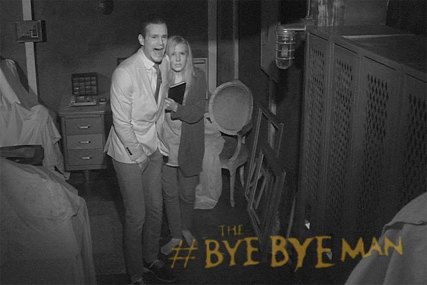 Bye Bye Man Escape Room CInemovie