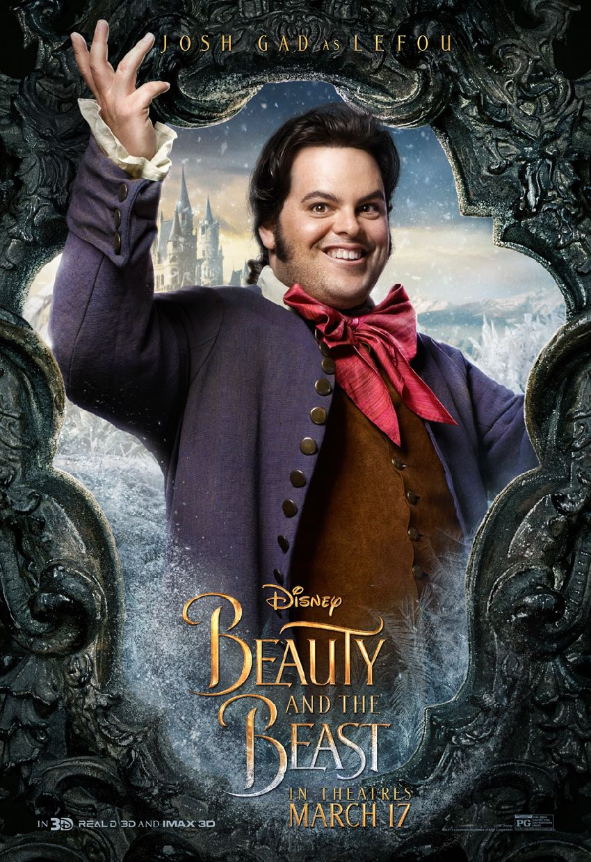 Beauty and the Beast posters 10