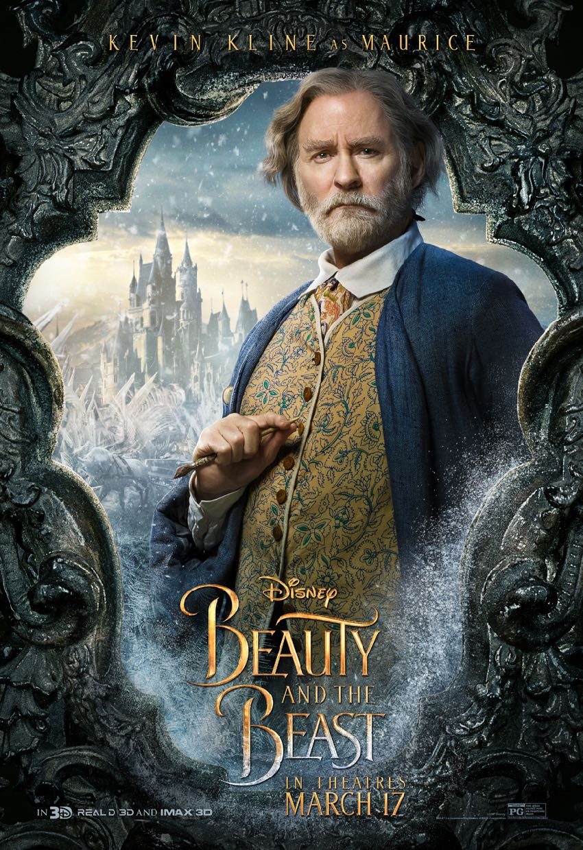 Beauty and the Beast posters 11
