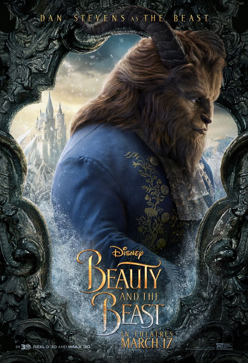Beauty and the Beast posters 12