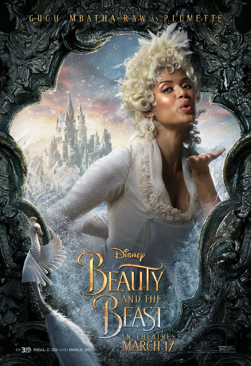 Beauty and the Beast posters 2