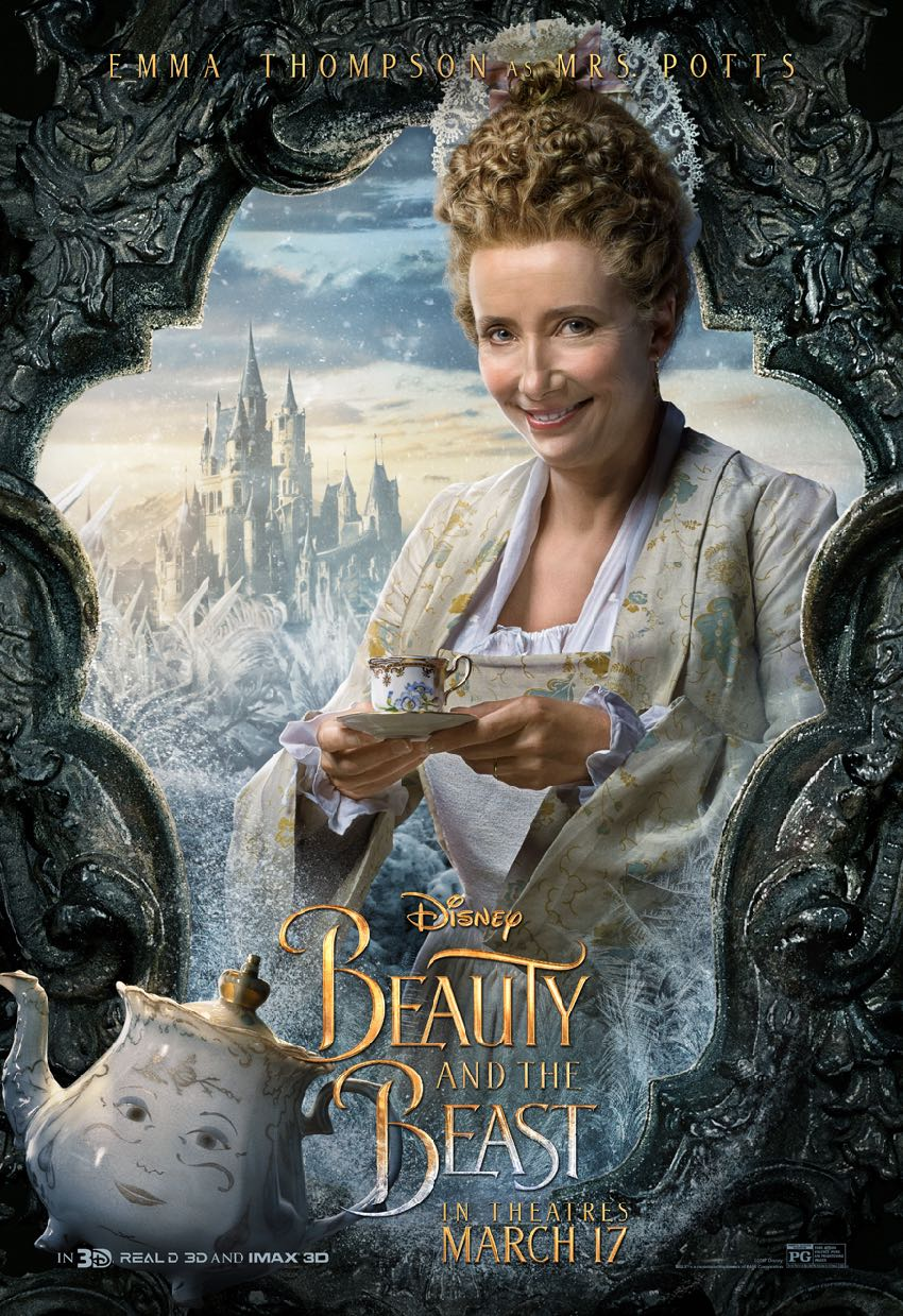 Beauty and the Beast posters 3