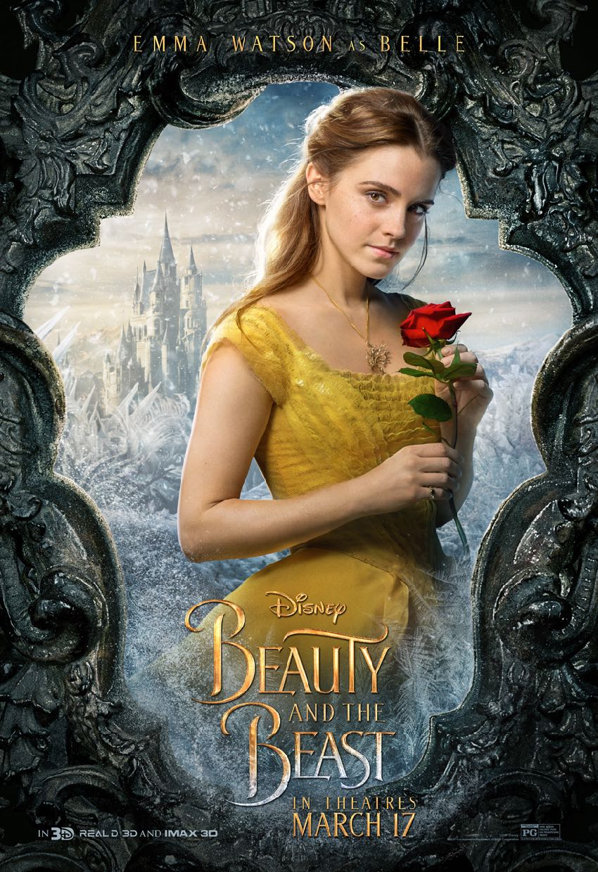 Beauty and the Beast posters 5