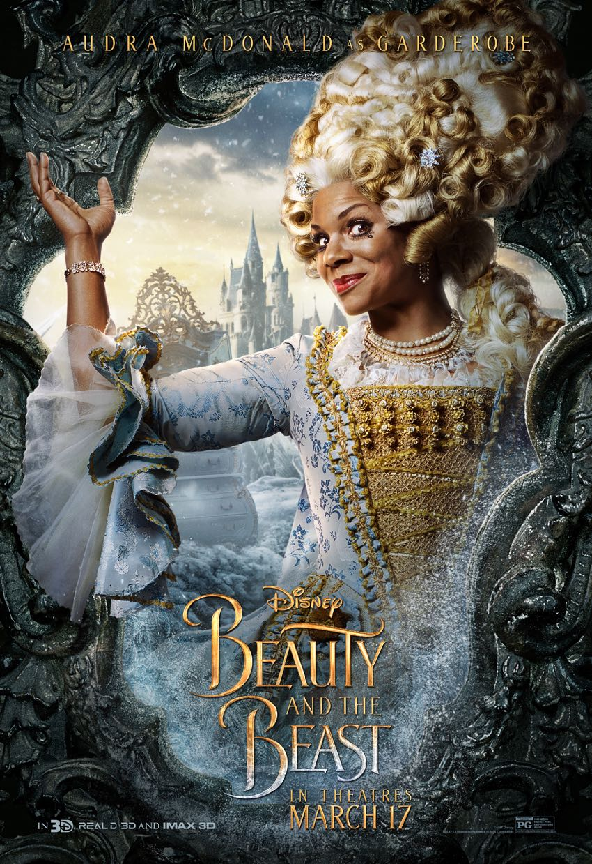 Beauty and the Beast posters 8