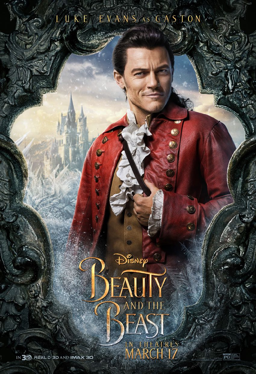 Beauty and the Beast posters 9