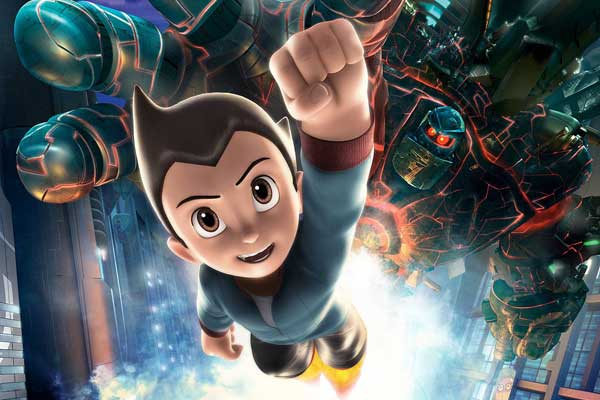 astro boy movie