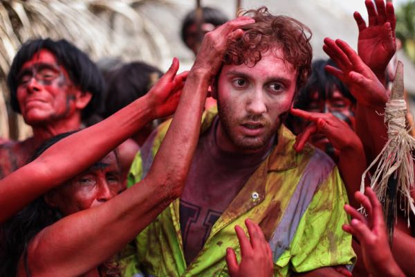 The Green Inferno S Eli Roth And Cast Talk Difficult Shoot In Remote Village Interviews Articles