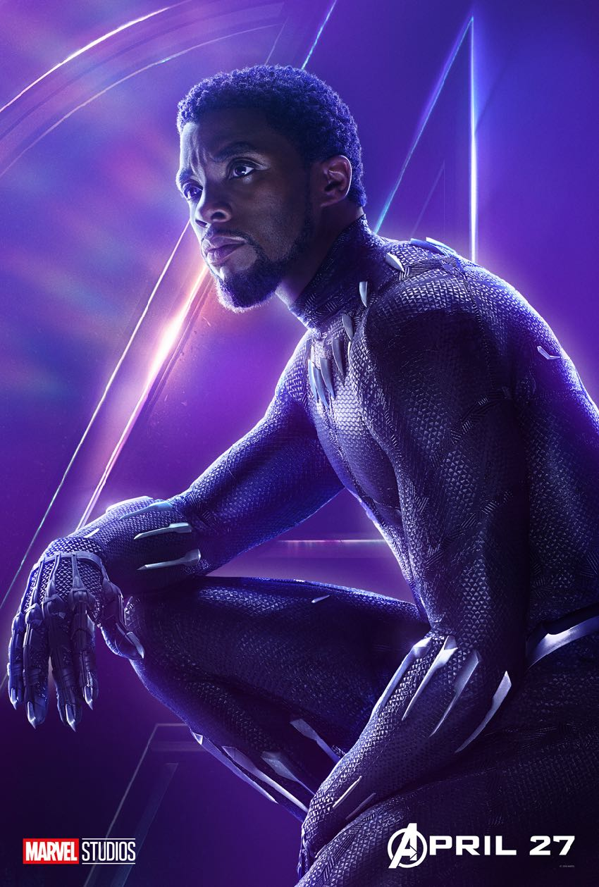 Avengers Infinity War Character Black Panther