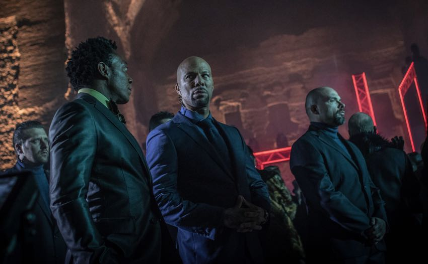 John Wick Chapter 2 Common