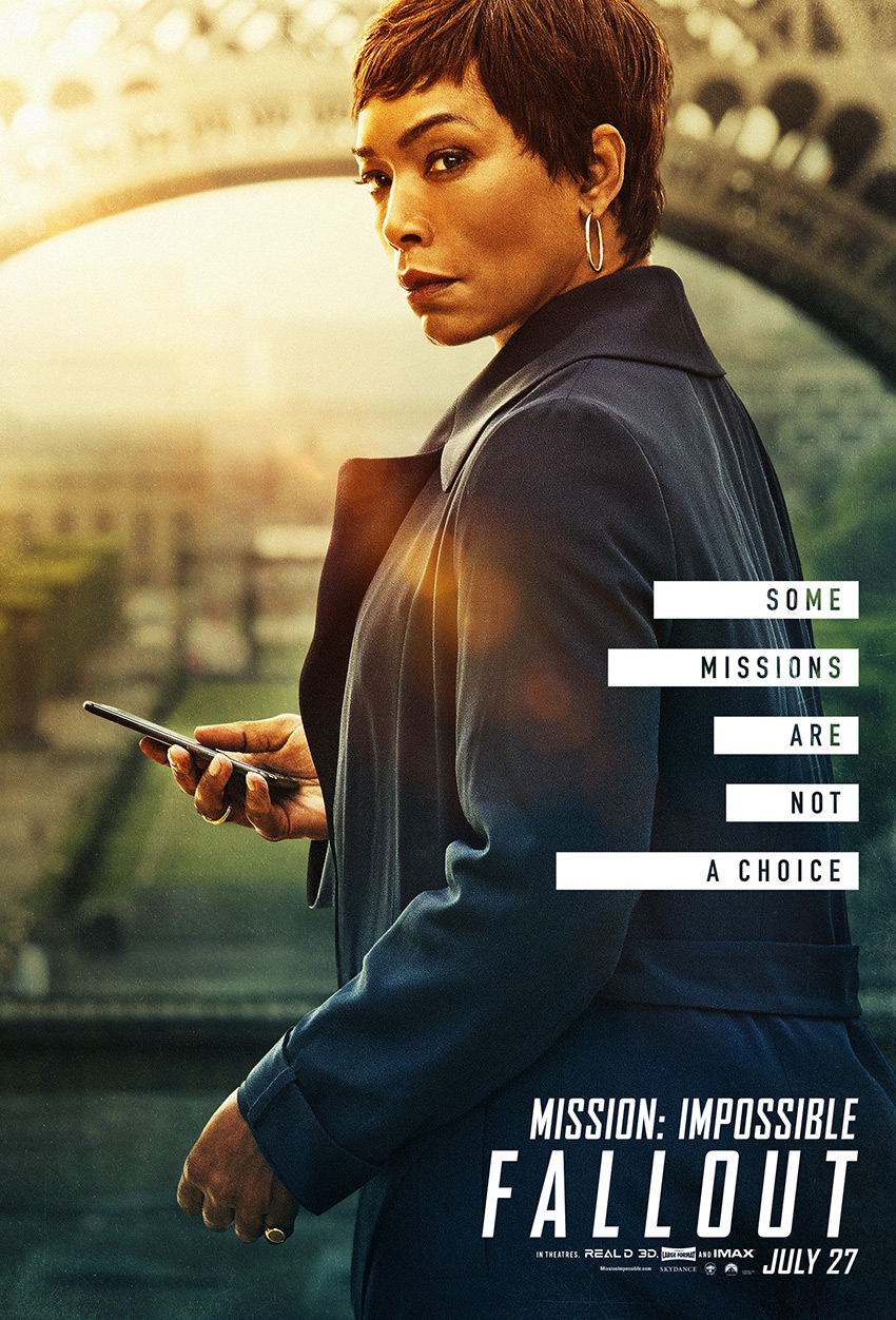 Mission Impossible Fallout Angela Bassett