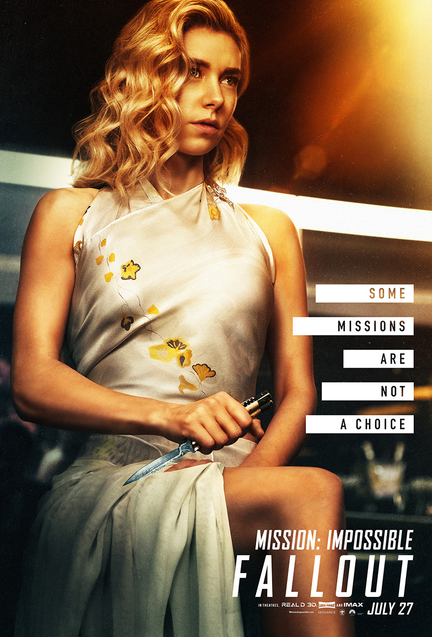 Mission Impossible Fallout Vanessa Kirby