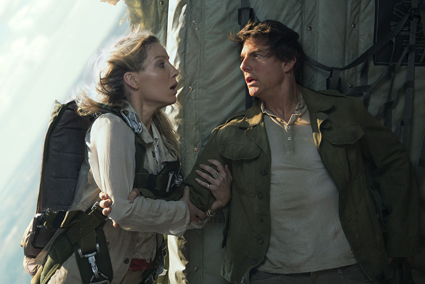 The Mummy Tom Cruise Annabell Wallis