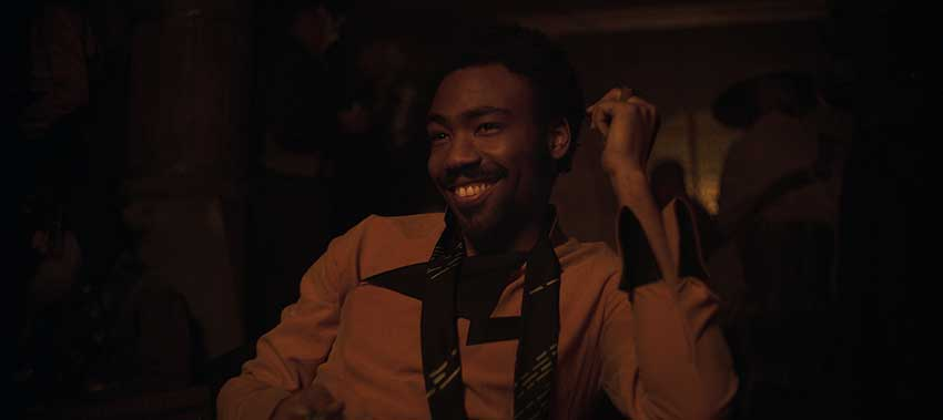 Solo Star Wars Story Lando Calrissian Donald Glover
