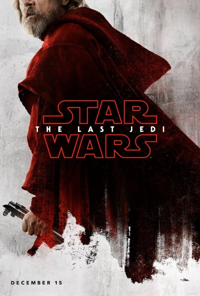 star wars the last jedi poster luke