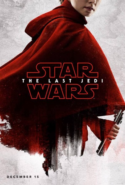 star wars the last jedi poster rey