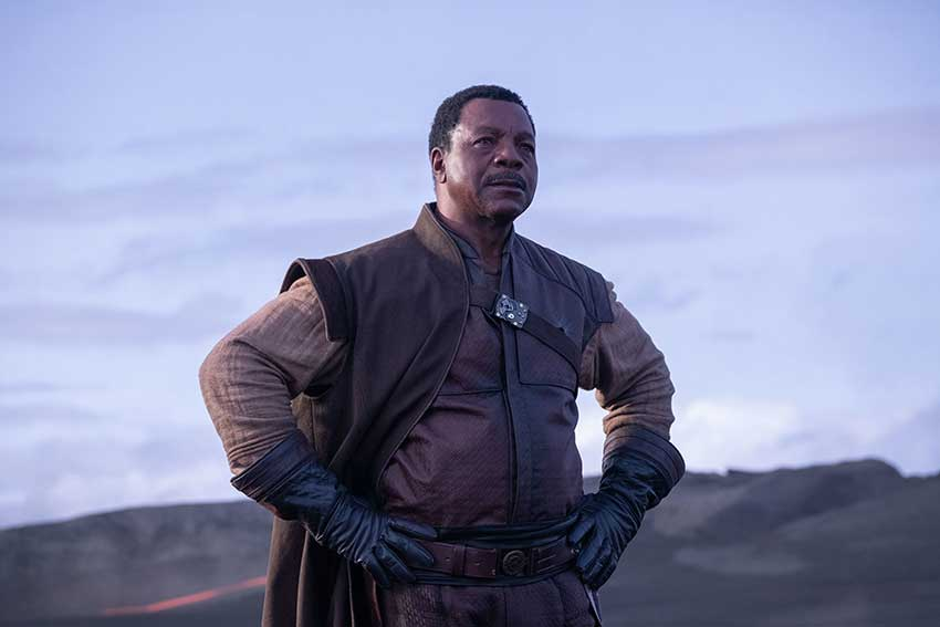 The Mandalorian Carl Weathers
