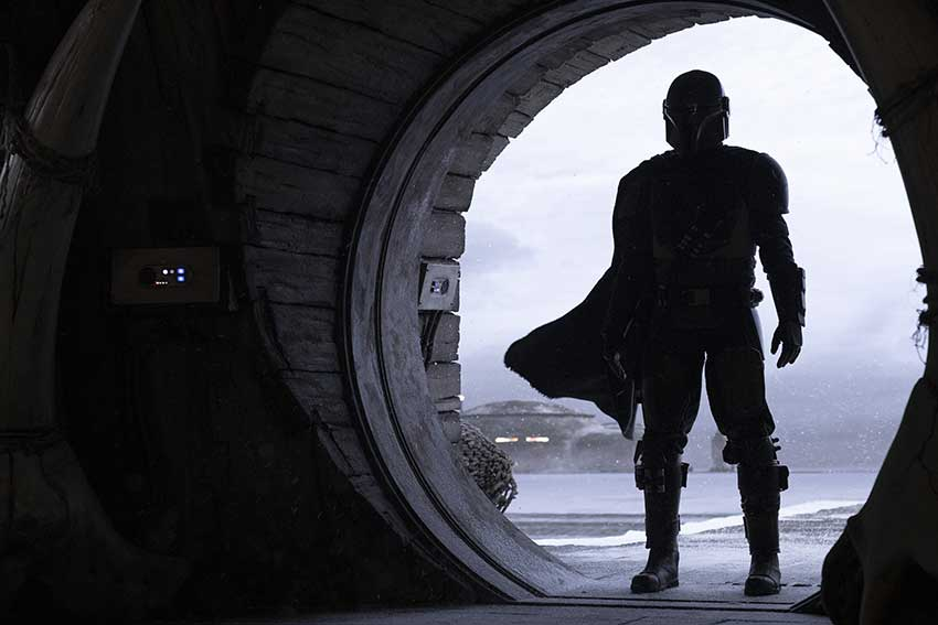 The Mandalorian image Disney Plus