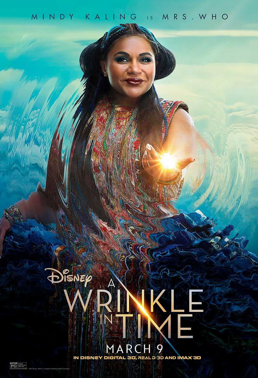 A Wrinkle In Time Mindy Kaling