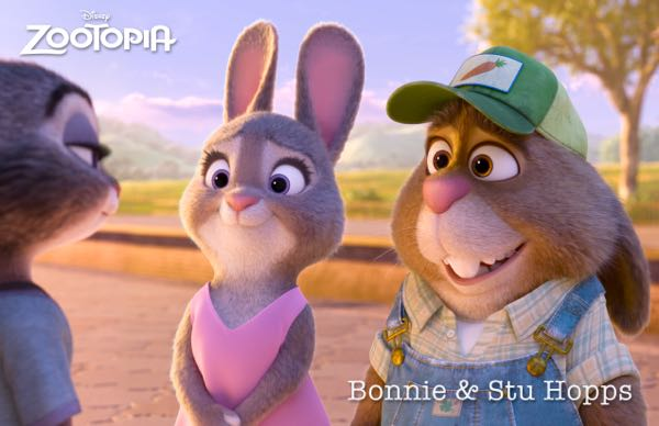 Zootopia movie characters 11