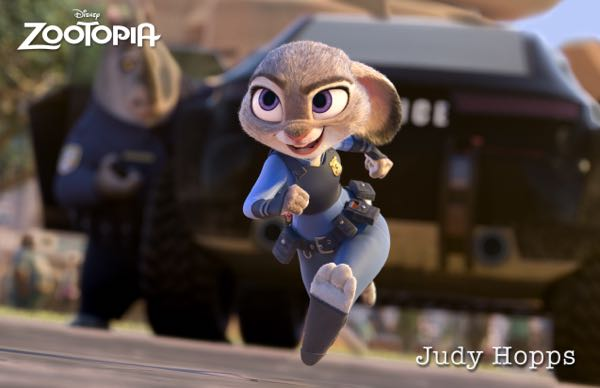 Zootopia movie characters 5