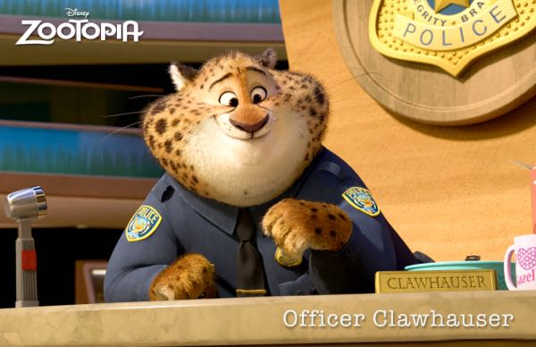 Zootopia movie characters 9