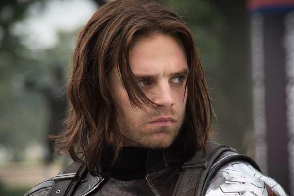 Captain America: The Winter Soldier's' Sebastian Stan