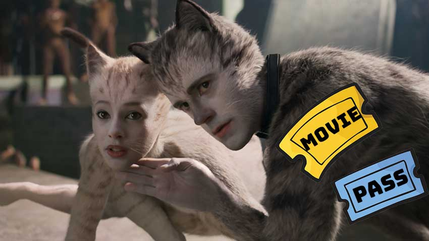 Cats Movie Giveaway CineMovie