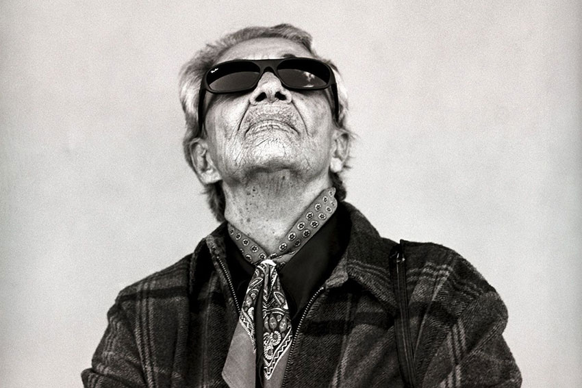 Documentary: Chavela Vargas. © Maj Lindström/Courtesy of Music Box Films