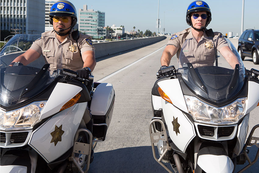 Chips Movie Dax Shepard Michael Pena