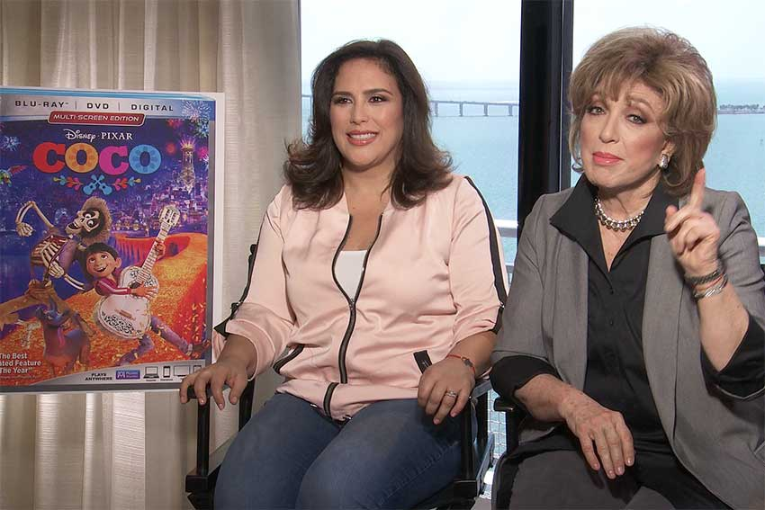 Coco Angelica Vale Angelica Maria Interview