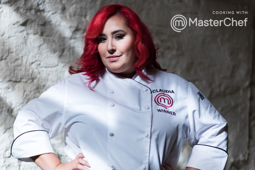 Cooking with MasterChef Claudia Sandoval
