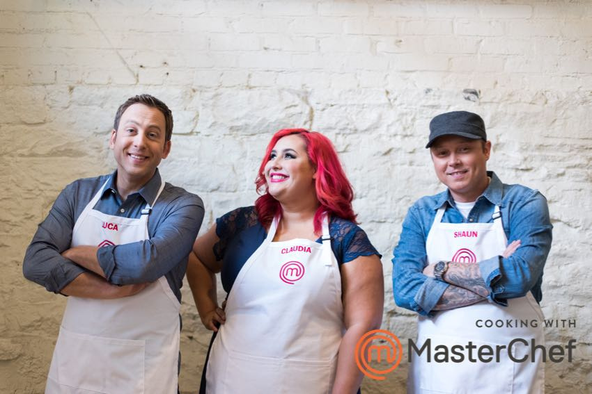 Cooking with MasterChef winners 1