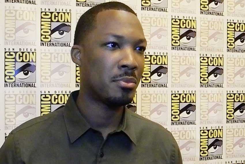 Corey Hawkins interview 24Legacy