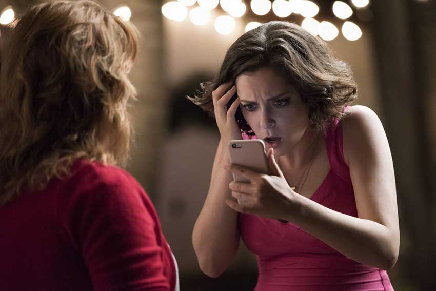 Crazy Ex Girlfriend Rachel Bloom