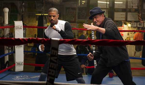 Creed Trailer starring Sylvester Stallone & Michael B. Jordan