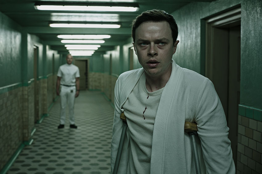 Cure for the Wellness Dane DeHaan