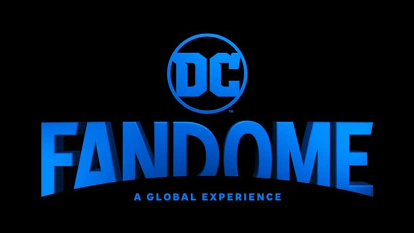 DC Fandome Virtual Event