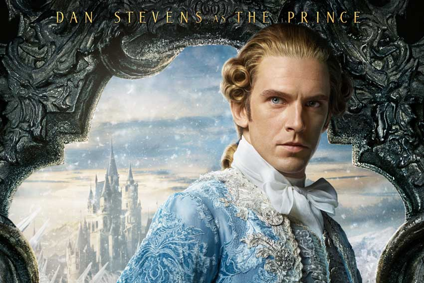 Beauty and the Beast' Character Movie Posters: First Look at Dan