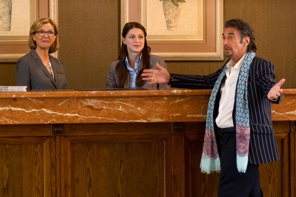 Danny Collins movie Al Pacino Annette Bening