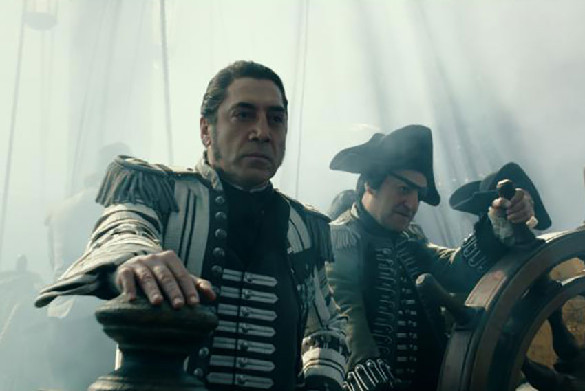 Javier Bardem Pirates of the Caribbean: Dead Men Tell No Tales