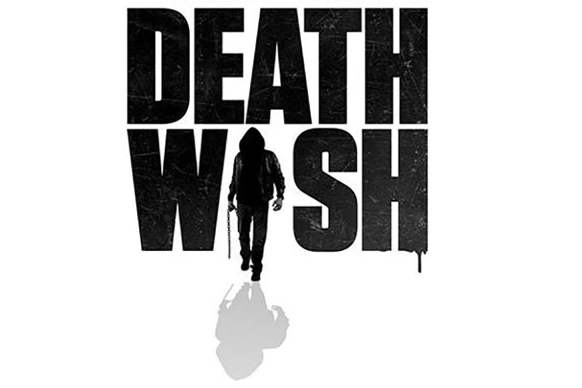 Death Wish movie poster image