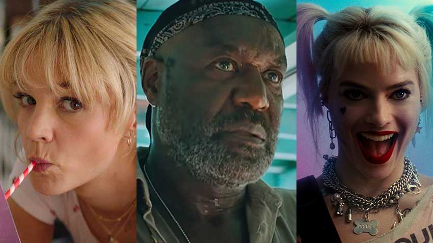Delroy Lindo Carey Mulligan Margot Robbie
