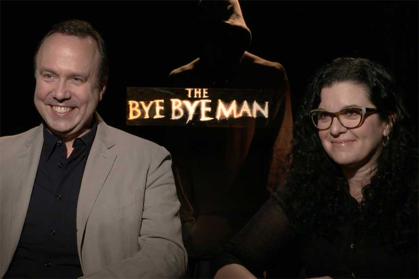 Director Stacy Title Producer TrevorMacy Bye Bye Man