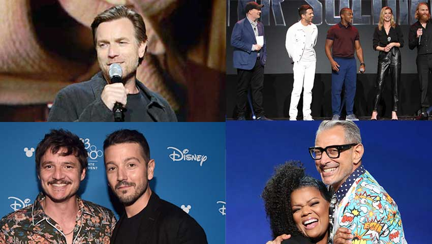 Disney Plus D23 Expo 2019 Friday Recap