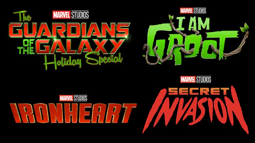 Disney Plus Marvel Series